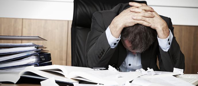 O trabalho deixa você estressado?
