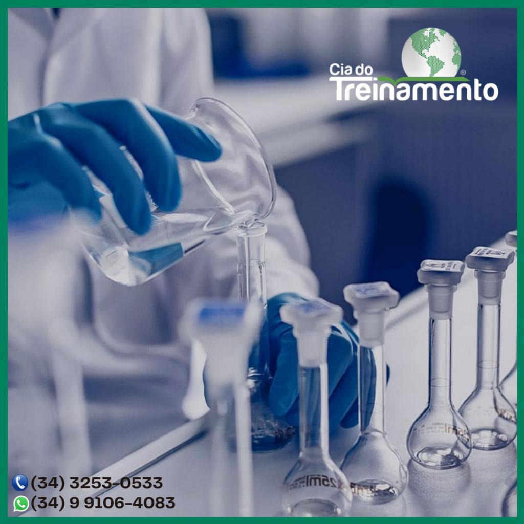 Análise Química - Laboratório